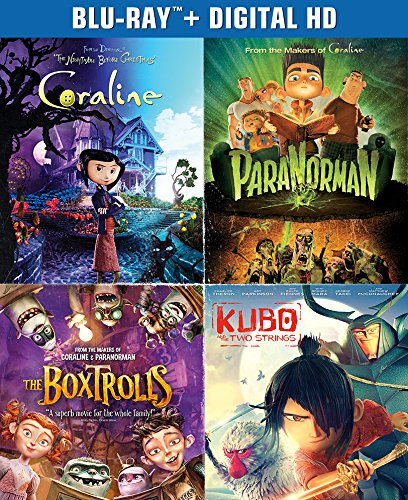 The Ultimate Laika Collection (Coraline / ParaNorman /