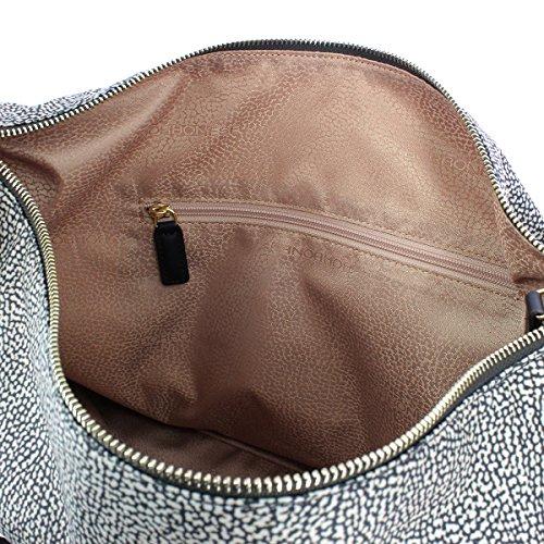 Borbonese Tasche Damen Braun - 934237-296-C45 Braun K9u1lLf
