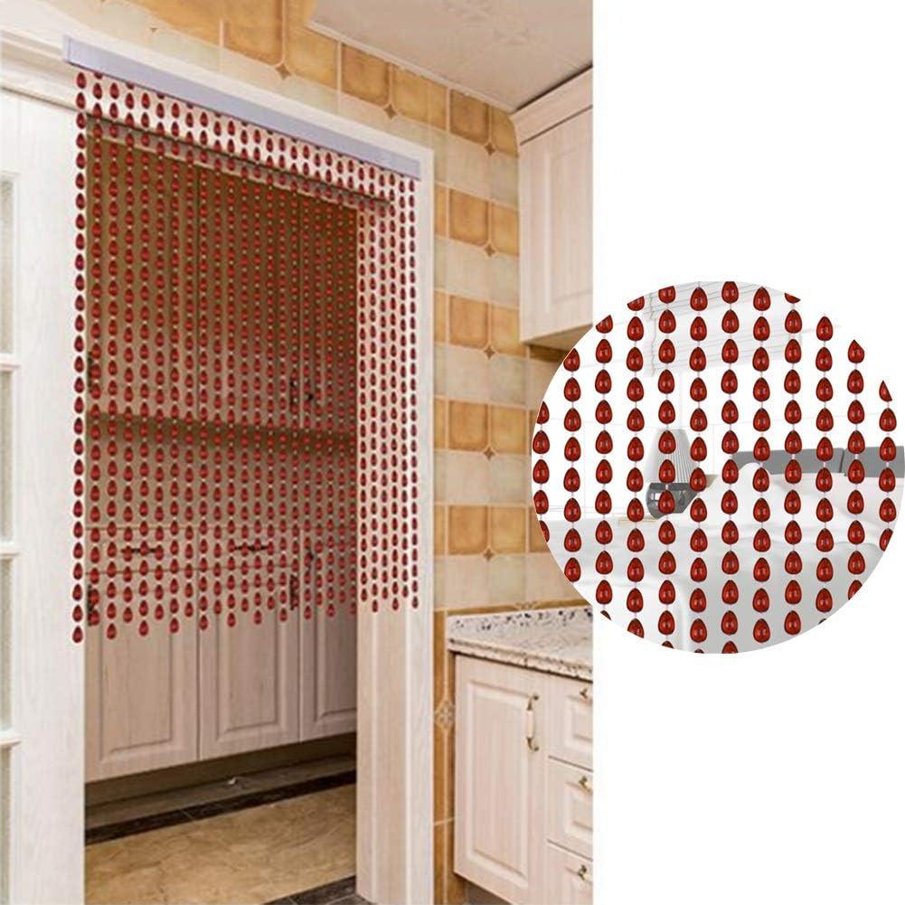 GDMING-Beaded Cortinas de Cadena para Puerta con Cuentas para decoración de Interiores, divisores, Ventanas, persianas, balcón, Personalizable: Amazon.es: Hogar