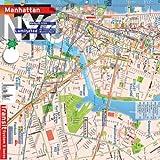 terramaps nyc manhattan street and subway map waterproof ar augmented reality