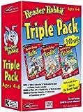 Reader Rabbit Triple Pack - Maths/Reading/Thinking 4 - 6 years