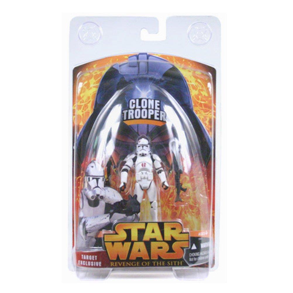 amazon com star wars target exclusive clone trooper figure