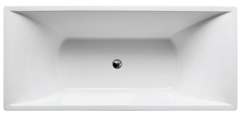 Virtu USA VTU-1271 71-Inch by 31.5-Inch Freestanding Soaking Tub ...