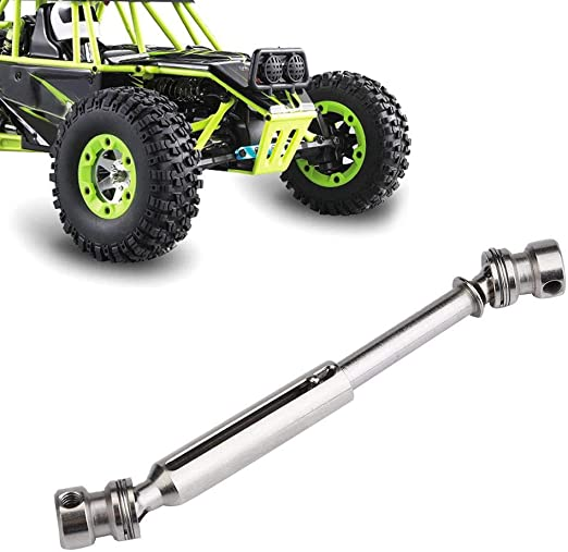 16pcs Upgrade Metal Gear Drive Shaft Part for WLtoys 12428 12423 Off-road RC car