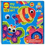 ALEX Toys Little Hands Tissue Paper Art
