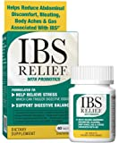 Accord IBS Relief (60 count) - Probiotic Anti-Stress Supplement for Digestive Balance, Irritable Bowel Syndrome‡, Abdominal Discomfort, Bloating, Body Aches, and Gas.*