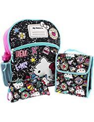 Hello Kitty 5 piece Backpack School Set
