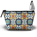 WQWSVX Islamic Design Fashion Travel Bag Trapezoid