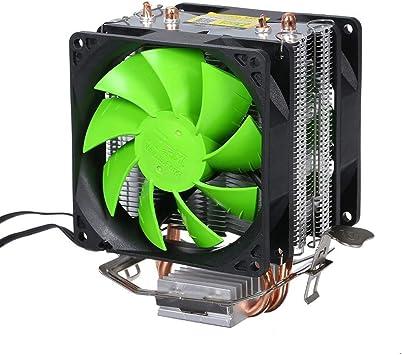 Ventilador de refrigeración de la CPU Enfriador de CPU hidráulico ...