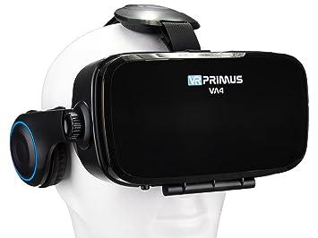 Beste Billige Vr Brille : Vr primus va vr brille mit kopfhörer amazon elektronik