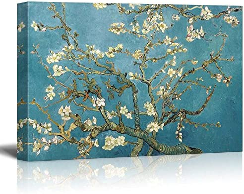 Almond Blossom by Vincent Van Gogh Wall Decor