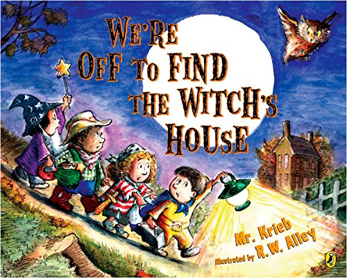We're Off to Find the Witch's House]()