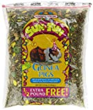 Sun Seed Company 44621  Sun Fun Daily Diet Guinea Pig Food, 3.5-Pound