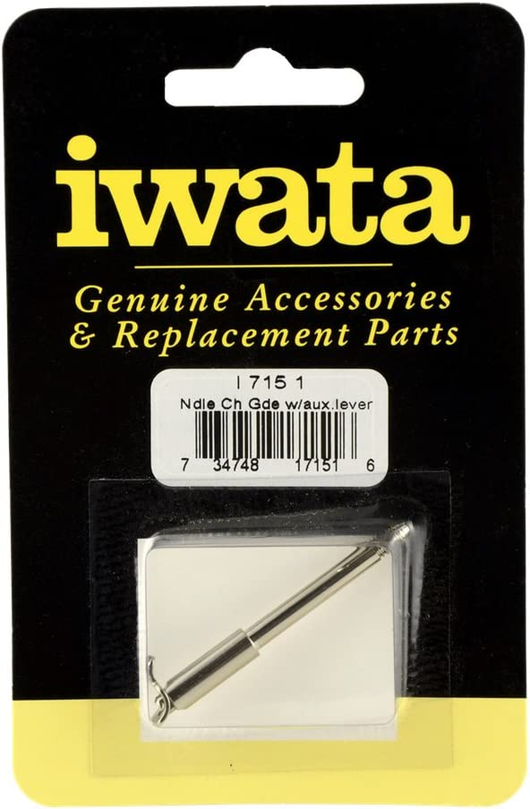 Iwata Needle Chucking Guide W/Lever Hp-C+