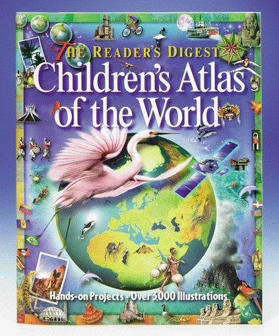 Readers Digest Childrens Atlas World