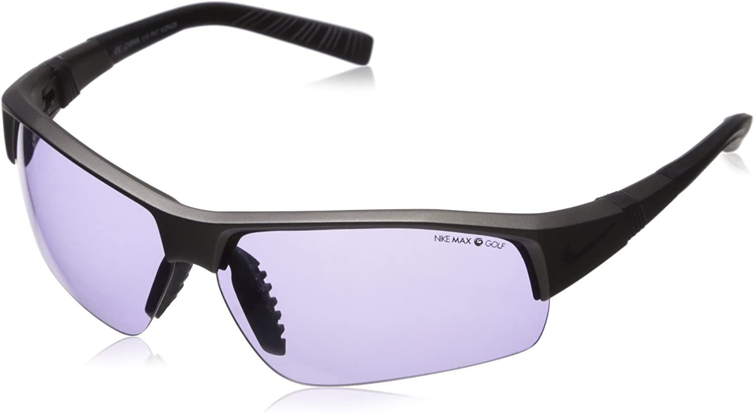 hermoso estilo acogedor fresco mejor lugar Amazon.com: Nike Show X2 Pro PH Sunglasses, Metallic Pewter, Max ...