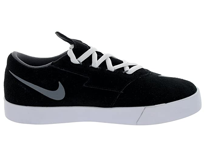 1b1575081533 Amazon.com  Nike Kids KD Vulc (GS) Black Cool Grey White Casual Shoe 5 Kids  US  Sports   Outdoors
