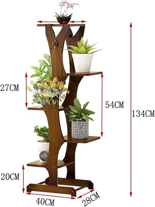 Puesto de plantas Soporte de exhibición de la sala de estar de ...