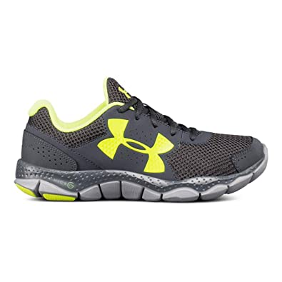 c660981e04edb Under Armour Boys Micro G Engage Fabric Low Top Lace Up Walking Shoes