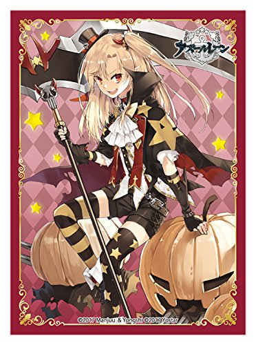 Azur Lane Cleveland Halloween Ver. Card Game Character Sleeves 80CT Collection PG Platinum Grade Anime Girls Art