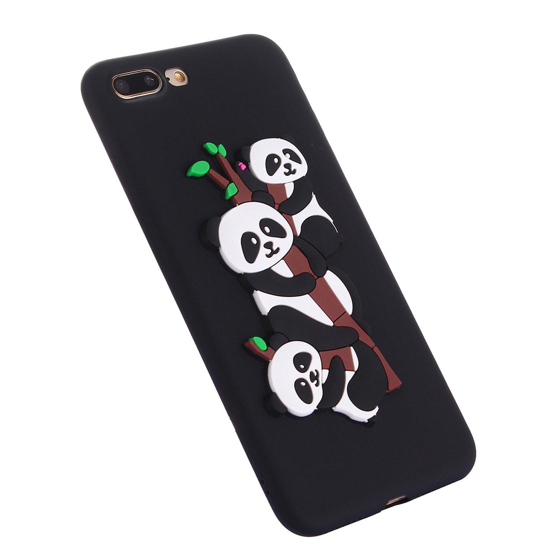 pour iPhone 7 Plus // 8 Plus BONROY /® TPU Coque 5,5 Pouces Silicone /Étui Housse Protecteur- Tournesol