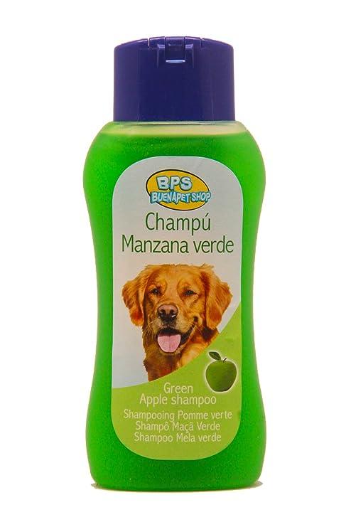 BPS (R) Champú Manzana Verde, Shampoo para Perro, Cachorro ...
