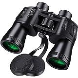 双眼鏡 SGODDE 10倍×50 オペラグラス 超広角 超高清 高解像度 防水 三脚アタプター付き アウトドア 遠足 旅行 コンサート 登山 スポーツ観戦 バードウォッチングに最適 収納ケース ストラップも付き ブラック