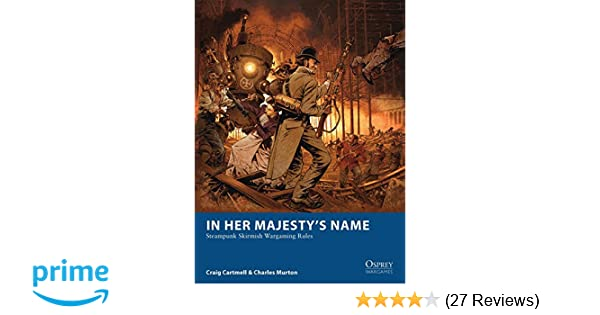 Amazon In Her Majesty s Name Steampunk Skirmish Wargaming