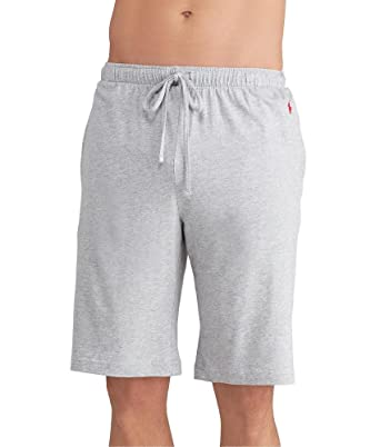 2803b7853 Polo Ralph Lauren Men s Supreme Comfort Knit Sleep Shorts at Amazon Men s  Clothing store
