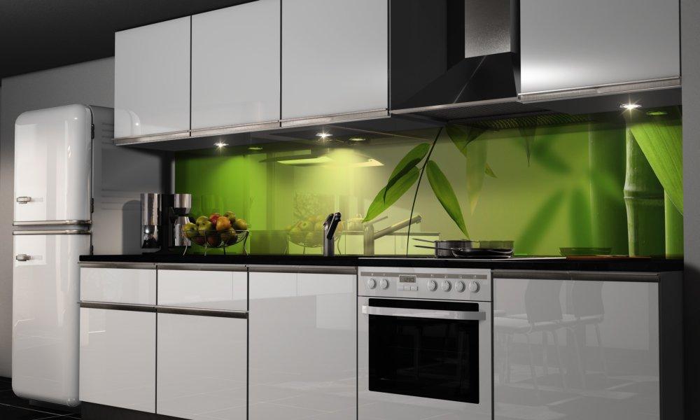 Klebefolie Küchenrückwand küchenrückwand folie selbstklebend tropic klebefolie dekofolie