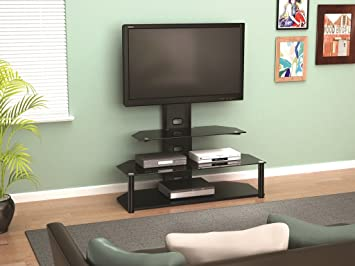 Amazon Com Z Line Zl51744mixu Stand Mount For 55 Inch Tv Home