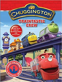 Traintastic Crew Chuggington Modern Publishing 9780766639829 Amazon Com Books