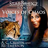Bargain Audio Book - Voices of Chaos  StarBridge  Book 7
