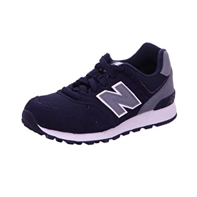 3e4610d06f3ca Amazon.com: New Balance 574 Infants Sneakers Blue: Clothing