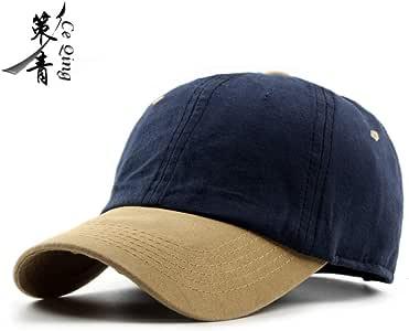 sdssup Sombreros de Costura de Primavera y Verano para Hombres y ...