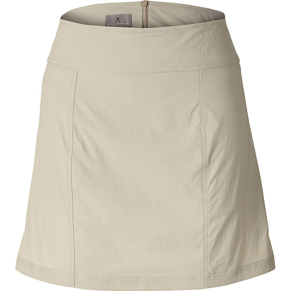 Royal Robbins Women's Discovery Iii Skort, Sandstone, Size 8