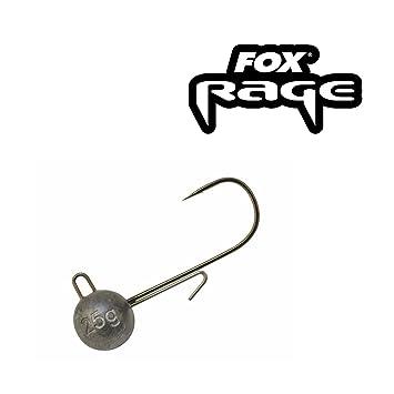 3//0 4//0 zur Auswahl Verschiedene Gr/ö/ßen /& Gewichte zur Auswahl 2//0 1//0 Kunstk/öder Gr Jigkopf f/ür Gummifische Fox Rage 3 Jigk/öpfe Standup Lipstick Jigs Jighaken