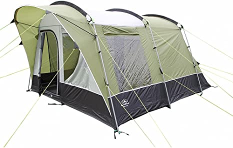 Khyam Ontario 8xc Green Coded Fibreglass Replacement Tent Pole Run 2010 Onwards