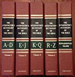 img - for The Interpreter's Dictionary of the Bible: An Illustrated Encyclopedia (4 Volume Set, A-Z) book / textbook / text book