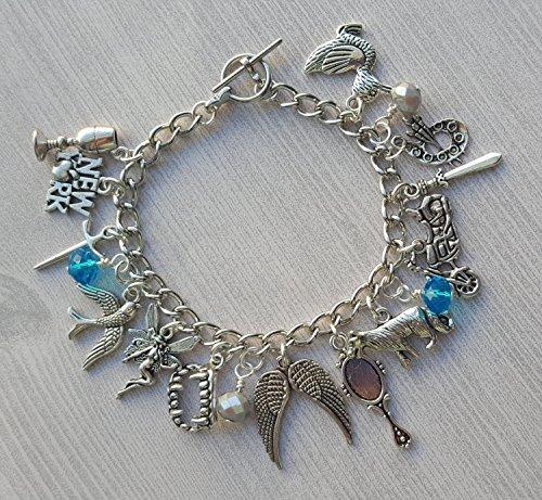 Mortal Instruments Charm Bracelet -