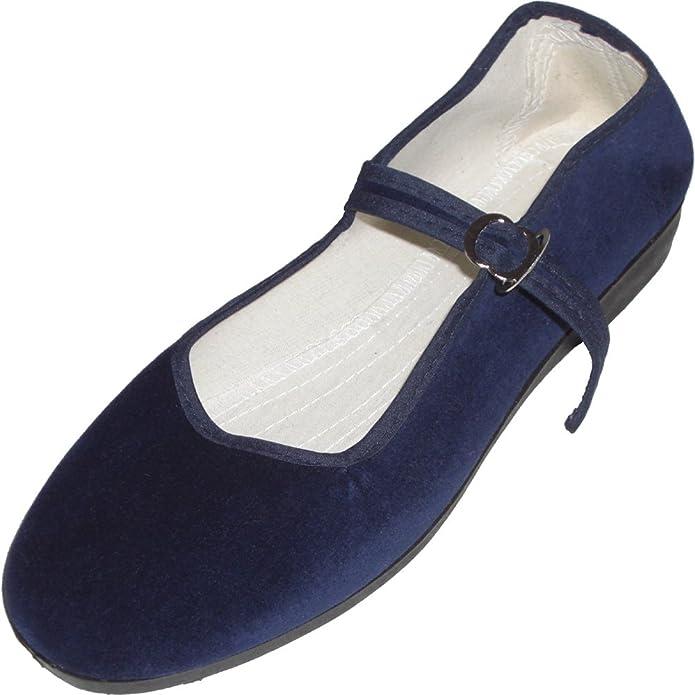 Cina scarpe di velluto numeri 33-42 vari colori: Amazon.it: Scarpe e borse