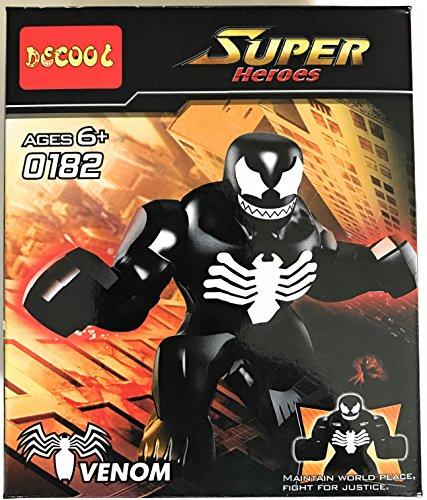 with LEGO Marvel Super Heroes design