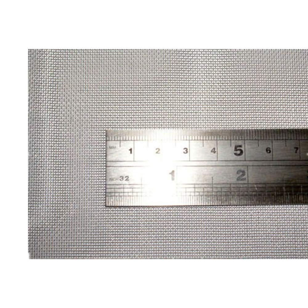 Amazon.com: TIMESETL 304 alambre de acero inoxidable tejido ...