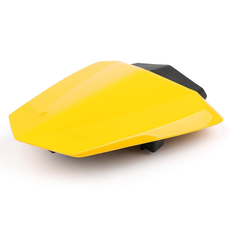 Artudatech Capot De Selle Capot Arri/ère Moto Housse de Selle Arri/ère Rear Cowl Cover Capot de Car/énage Arri/ère Housse de Moto pour Si/ège Arri/ère pour Yamaha YZF 1000 R1 2009-2015
