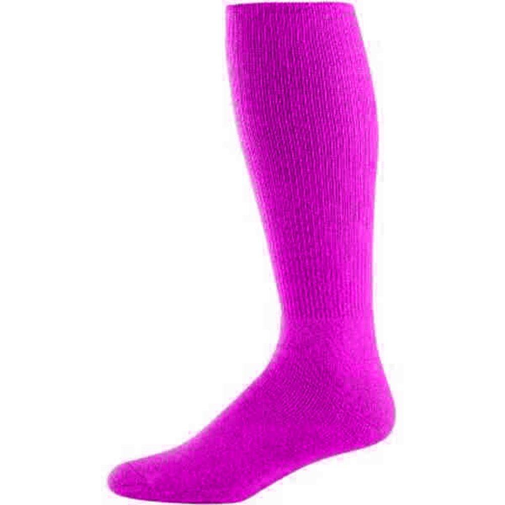 パフォーマンスチューブソックス B015HT6RN2 Medium|ピンク ピンク Medium