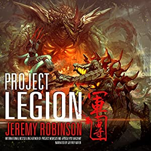 Project Legion Audiobook