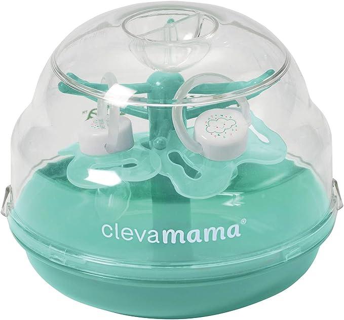 Clevamama - Esterilizador de Chupetes para Microondas: Amazon.es: Bebé