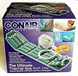 Conair Deluxe Thermal Spa Bath Mat With Remote and Foot Massage (DISCONTINUED)