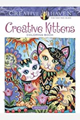 Creative Haven Creative Kittens Coloring Book (Adult Coloring) Paperback