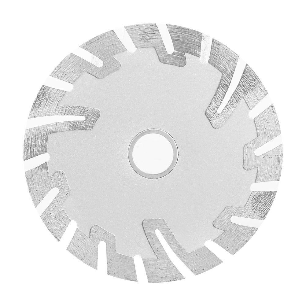 Hoja de sierra de diamante de 105 x 20 mm m/ármol chapa roca pisos disco de corte en seco para cortar granito 105 * 20 mm hormig/ón azulejos